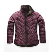 The North Face Mossbud Insulated Reversible Jacket Women's FIG/BITTERSWEET BROWN