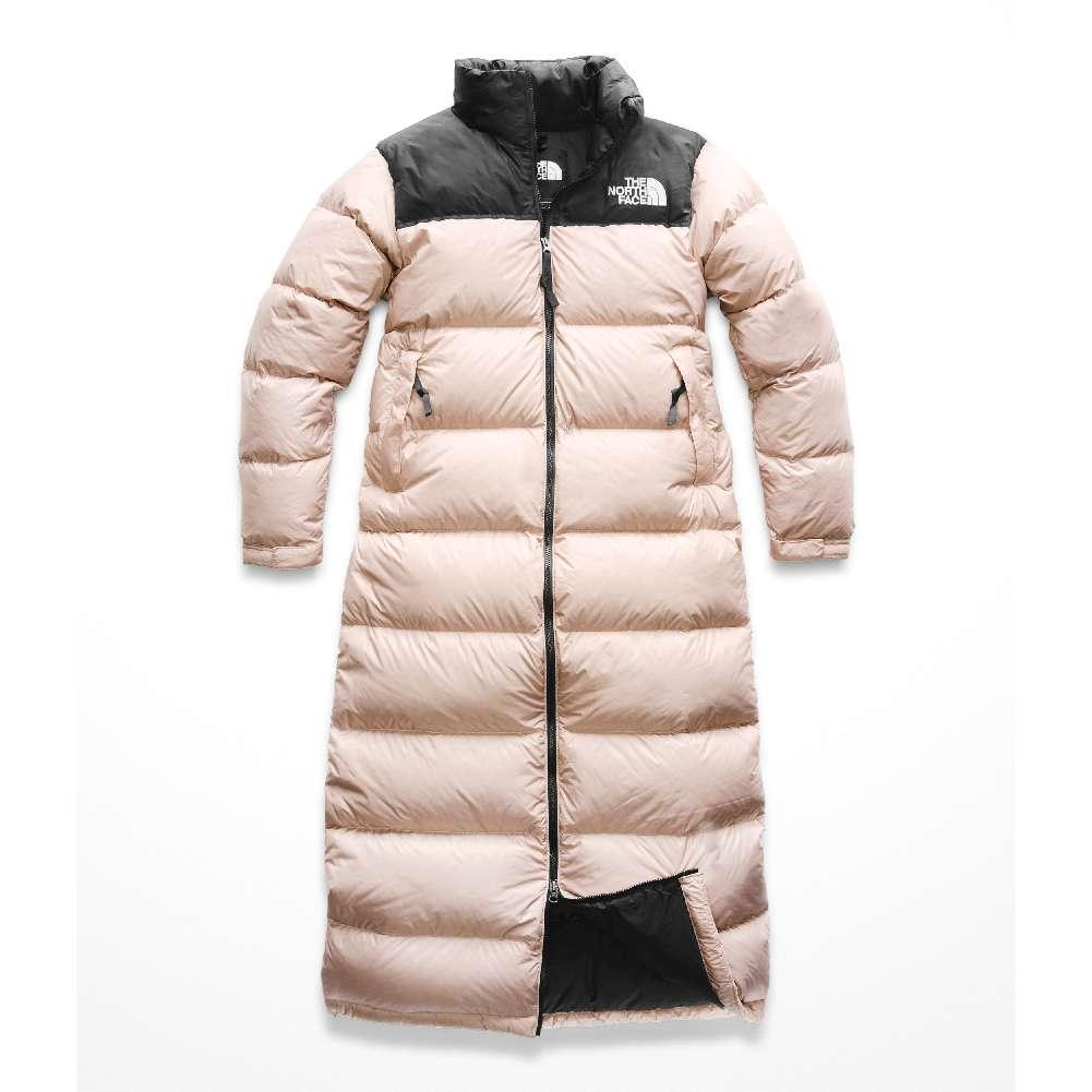 fd41f0c0f0672 The North Face Nuptse Duster Women's MISTY ROSE ...