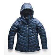 The North Face Mossbud Swirl Parka Girls' BLUE WING TEAL