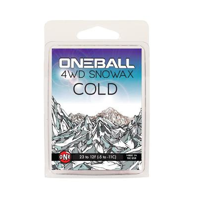 One Ball Jay 4WD Wax Cold (23-12F)
