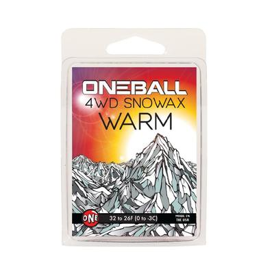 One Ball Jay 4WD Wax Warm (32-26F)