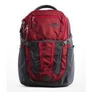 The North Face Recon Backpack RAGE RED RIPSTOP/ASPHALT GREY