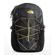 The North Face Borealis Backpack ASPHALT GREY/SULPHUR SPRING GREEN