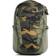 The North Face Borealis Backpack BURNT OLIVE GREEN WAXED CAMO PRINT/BURNT OLIVE GRN