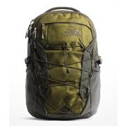 The North Face Borealis Backpack FIR GREEN CAMO PRINT/NEW TAUPE GREEN