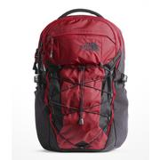 The North Face Borealis Backpack RAGE RED RIPSTOP/ASPHALT GREY