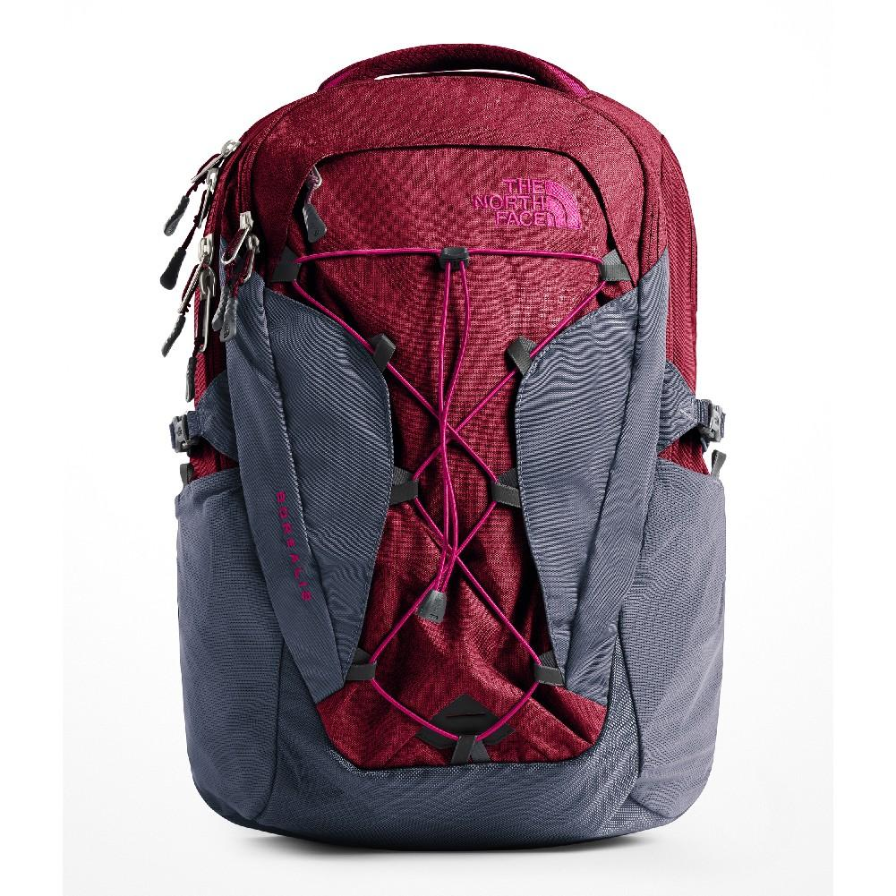 46e9adc463e The North Face Borealis Backpack Women s RUMBA RED GRISAILLE GREY
