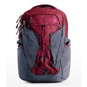 The North Face Borealis Backpack Women's RUMBA RED/GRISAILLE GREY