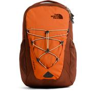 The North Face Jester Backpack PAPAYA ORANGE/PICANTE RED