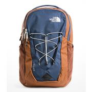 The North Face Jester Backpack SHADY BLUE/GINGERBREAD BROWN