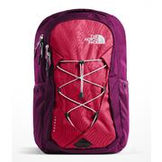 The North Face Jester Backpack Women's ATOMIC PINK/DRAMATIC PLUM