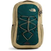 The North Face Jester Backpack Women's PONDEROSA GREEN/KELP TAN