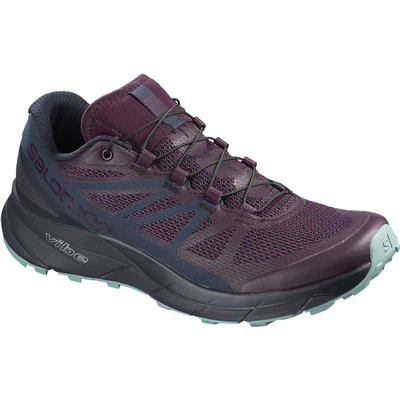 Salomon Sense Ride Trail Running Shoes Women's
