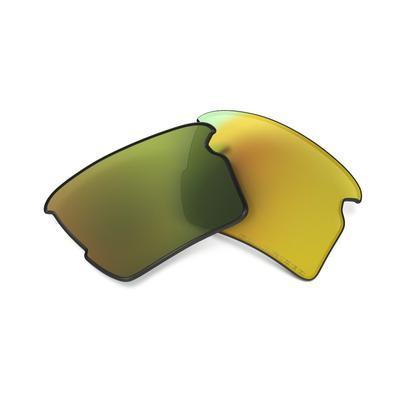 Oakley Flak 2.0 XL Replacement Lens - Fire Iridium Polarized
