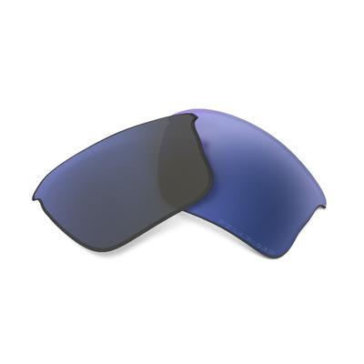 Oakley Flak Jacket XLJ Replacement Lens - Ice Iridium Polarized