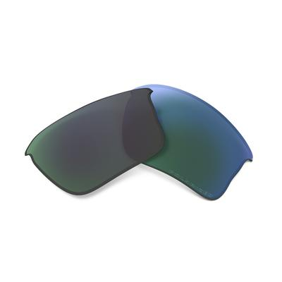 Oakley Flak Jacket XLJ Replacement Lens - Jade Iridium Polarized