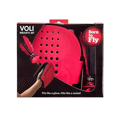Waboba Voli Racket Set W/Flyer