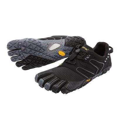 Vibram V-Trail Five Fingers Shoes Men's - Black/Grey