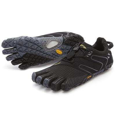 Vibram V-Trail Five Fingers Shoes Women's - Black/Grey