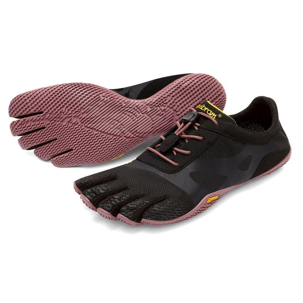 Vibram Kso Evo Five Fingers Shoes Women's - Black/Rose