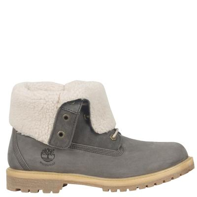 Timberland Authentic Teddy Fleece Waterproof Fold-Down Boots Women's