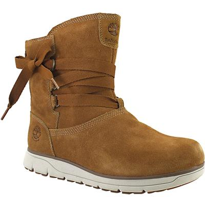 Timberland Leighland Pull-On Waterproof Boots Women's