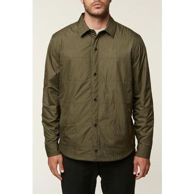 O`Neill Traveler Reversible Shacket Men's