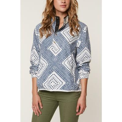 O`Neill Crescent Long Sleeve Pullover Shirt Women's