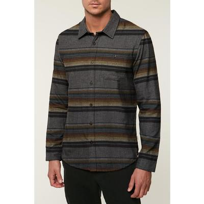 O`Neill Journal Long Sleeve Button Up Shirt Men's