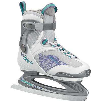 Bladerunner Zephyr Ice Skates White/Purple Women's