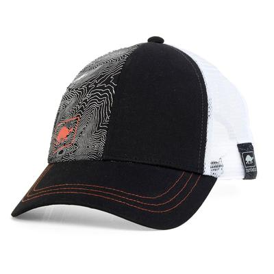 Turtle Fur Topo Trucker Hat