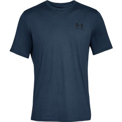 Under Armour Sportstyle Left Chest Short Sleeve Shirt Men's