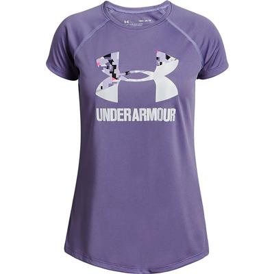 Under Armour Big Logo Short Sleeve T-Shirt Girls'