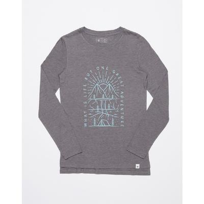 Tentree What Is Life Long Sleeve Shirt Women's