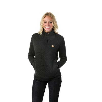 Tentree Tulita 1/4 Snap Sweater Women's
