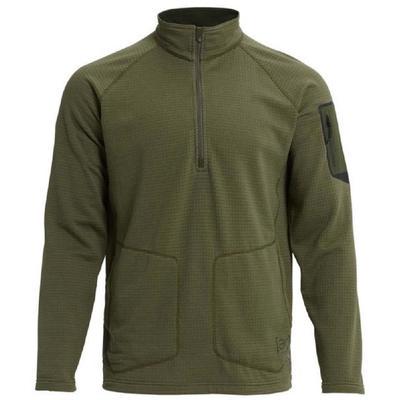 Burton AK Grid Half-Zip Fleece Men's
