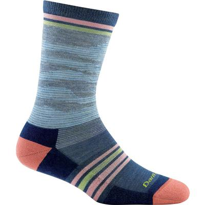 Darn Tough Vermont Waves Crew Light Cushion Socks Women's