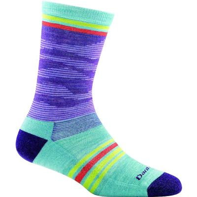 Darn Tough Vermont Waves Crew Light Cushion Socks Women's