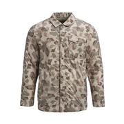 Burton Wayland Down Shirt Men's PASTEL DESERT DUCK