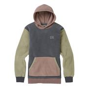 Burton Westmate Polartec Pullover Hoodie Men's Multicolor