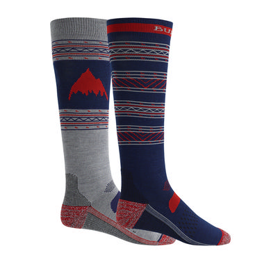 Burton Performance Lightweight Socks Two-Pack Men's
