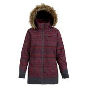 Burton Lelah Jacket Women's PORT ROYAL FREYA WEAVE/TROCADERO