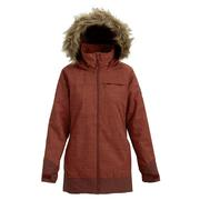 Burton Lelah Jacket Women's SPARROW HEATHER/SPARROW