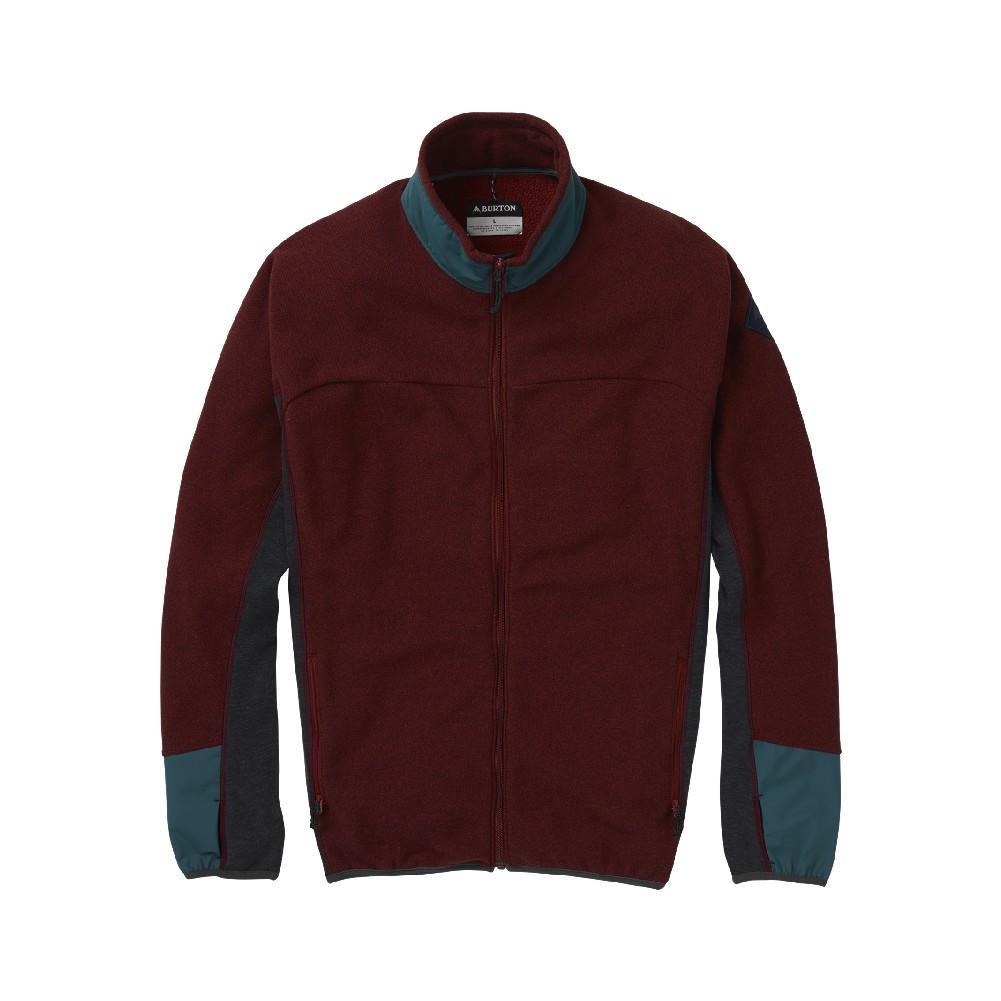 Burton Minturn Full Zip Fleece Men's