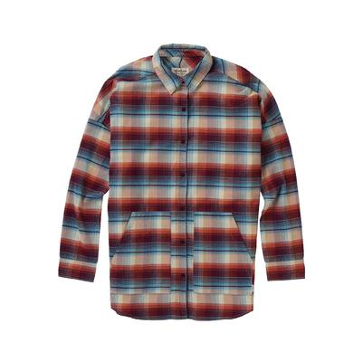 Burton Teyla Flannel Long Sleeve T-Shirt Women's