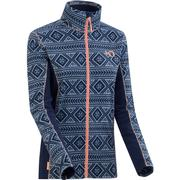 Kari Traa Flette Full Zip Fleece Women's NAVAL - 2020