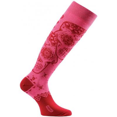 Eurosock Sugar Skull Over-the-Calf Light Weight Socks