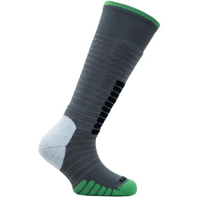Eurosock Ski Supreme Junior Over The Calf Medium Weight Microsupreme Socks Kids'