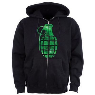 Grenade Men's Chemical Stamp Hoodie