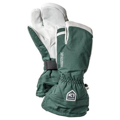 Hestra Army Leather Heli Ski 3 Finger Gloves Men's